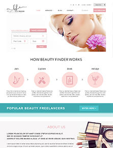 Beauty Finder